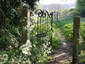 Gate - Stubbs Green