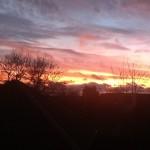 Sunset 21.12.14